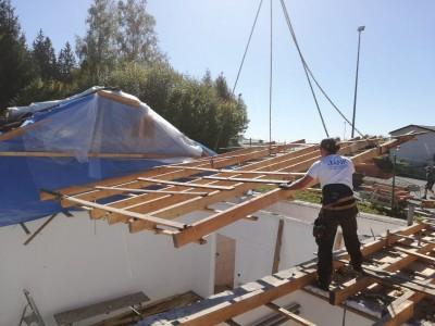 Umbau Klubheim